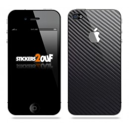 Carbone Iphone 4
