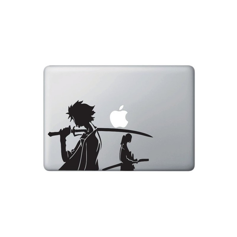 Samurai Macbook