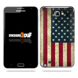 Drapeau USA Galaxy Note