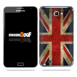 UK Flag Galaxy Note
