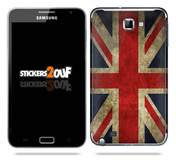 Drapeau UK Galaxy Note