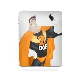 Custom Skin iPad
