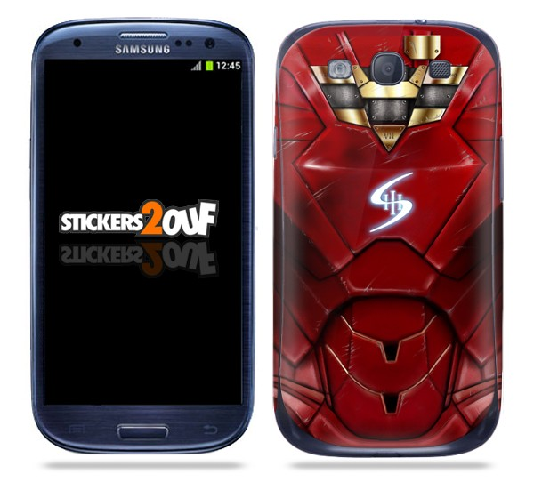 IronMan Galaxy S3