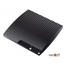 PS3 Slim Carbone
