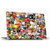 StickerBomb macbook