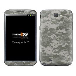 Camo Numerique Galaxy Note 2