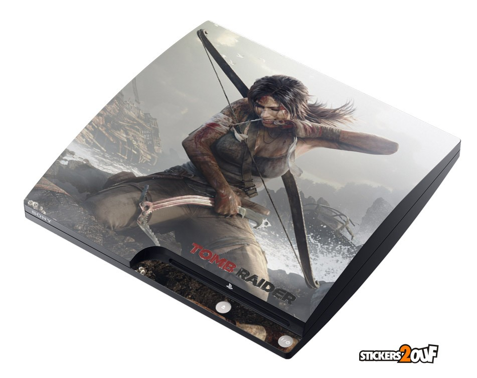 TombRaider PS3 Slim