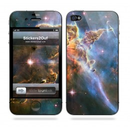 Nebuleuse iPhone 4 & 4S