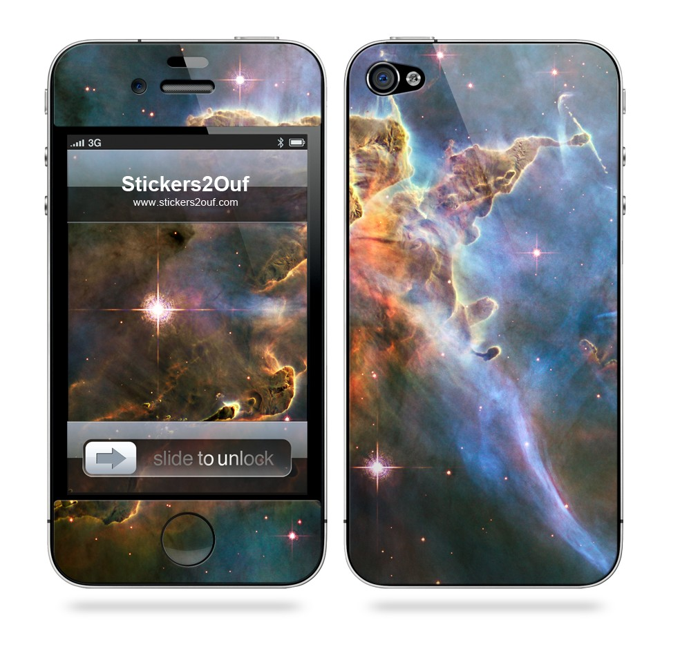 Nebula iPhone 4 & 4S