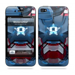 Patriot iPhone 4 & 4S