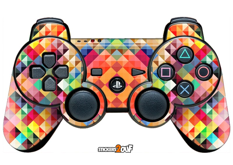 We Color Dualshock