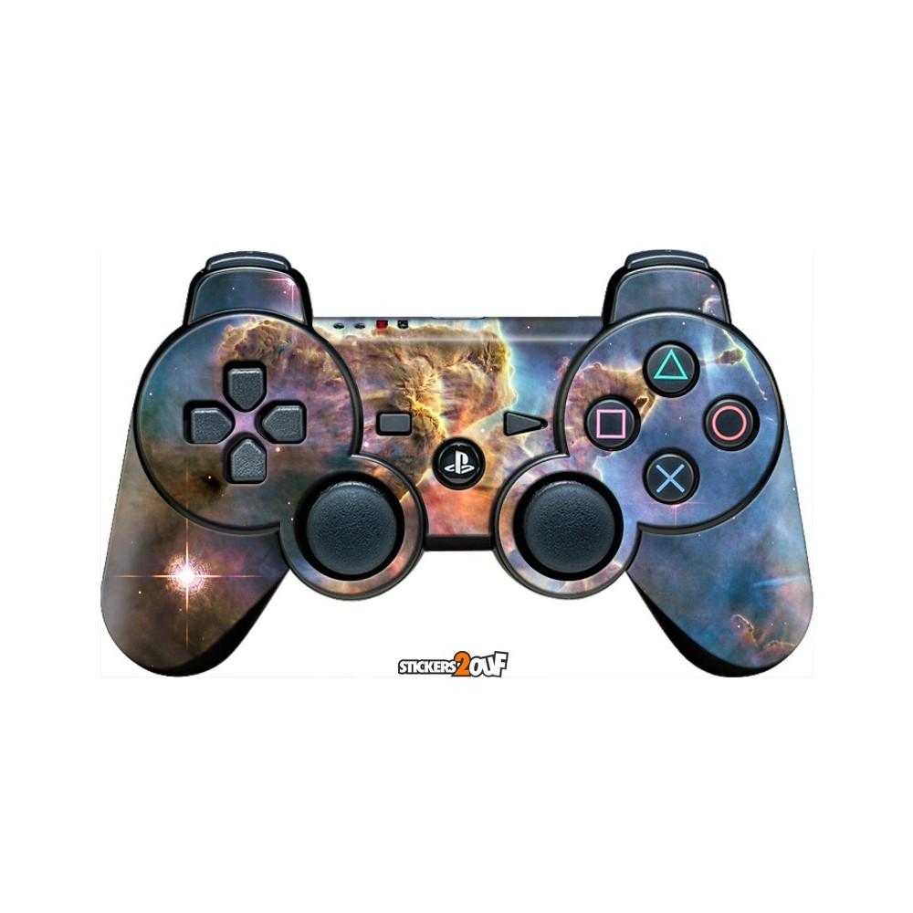 Skin nebula dualshock sony - Ma ps3 ultra slim ne lit plus les jeux ...