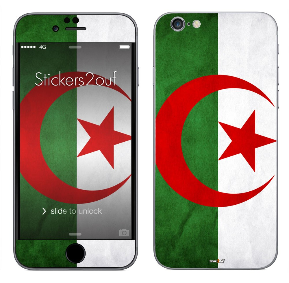 Algeria iPhone 6 et 6S