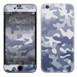 Camo Bleu iPhone 6