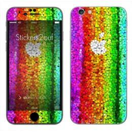 Falling Cube iPhone 6