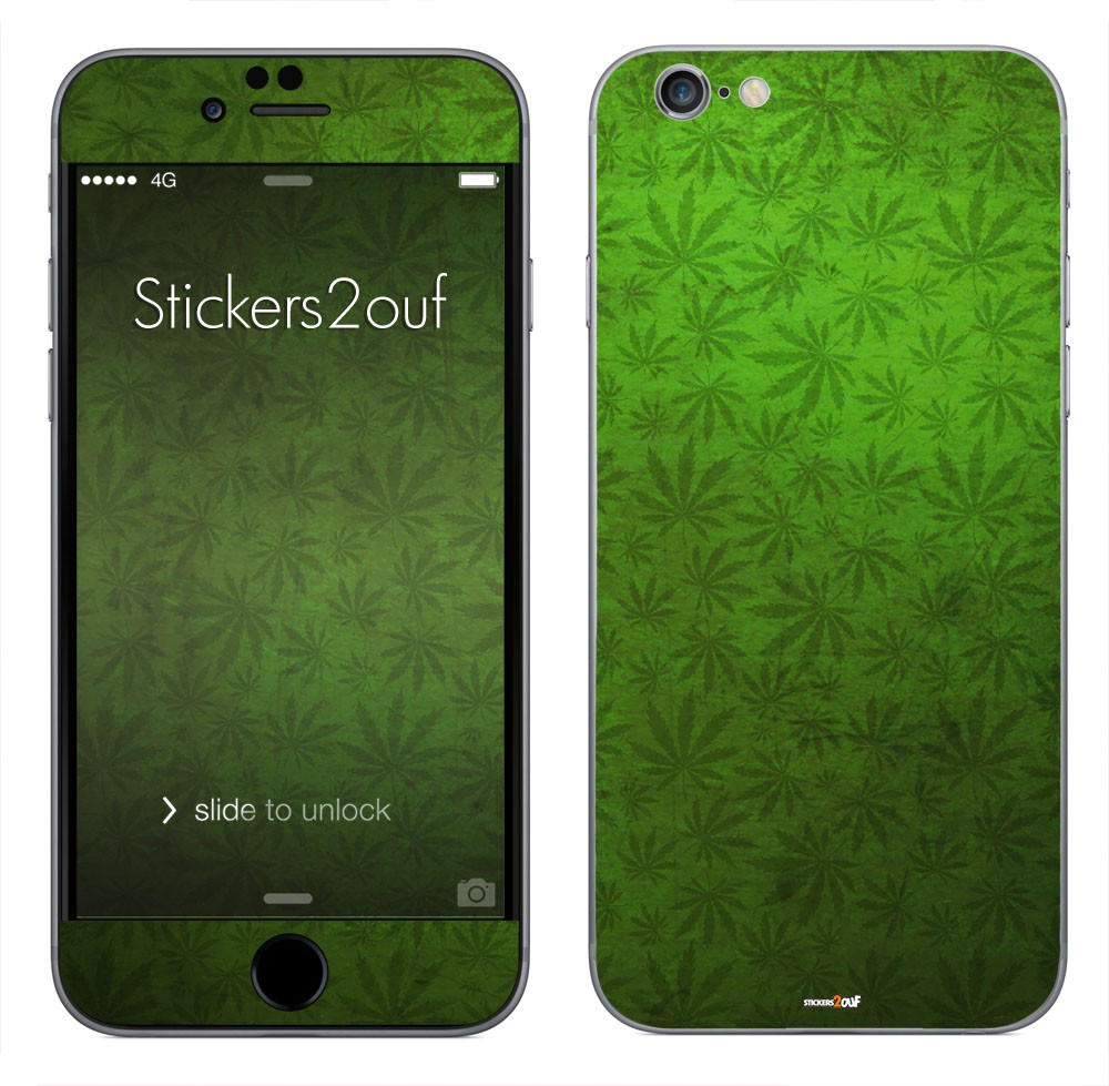 Weed iPhone 6 et 6S