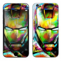 iron paint iPhone 6