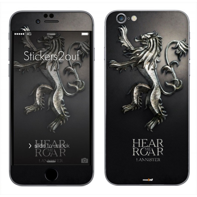 Lannister iPhone 6