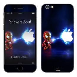 Mini ironman iPhone 6