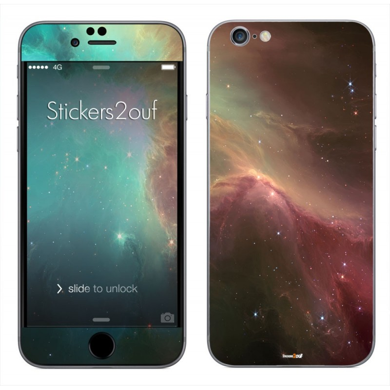 Nebuleuse iPhone 6