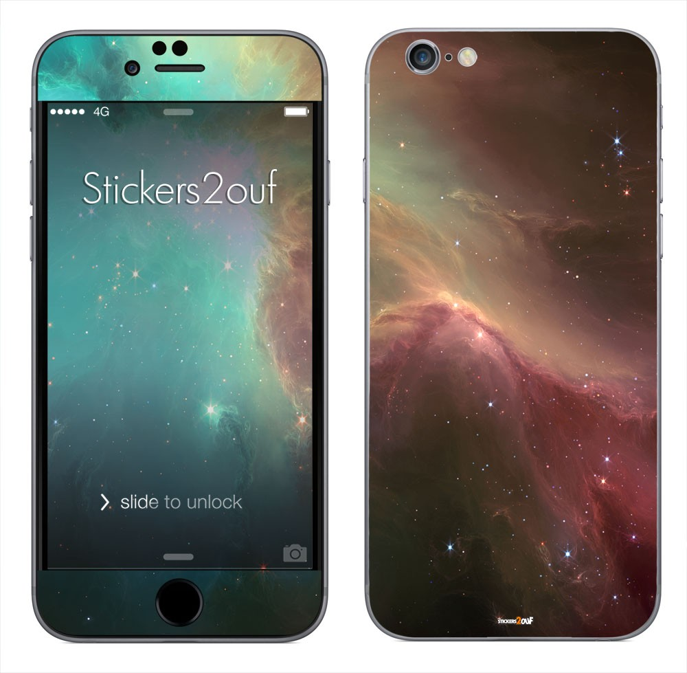 Nebuleuse iPhone 6 et 6S