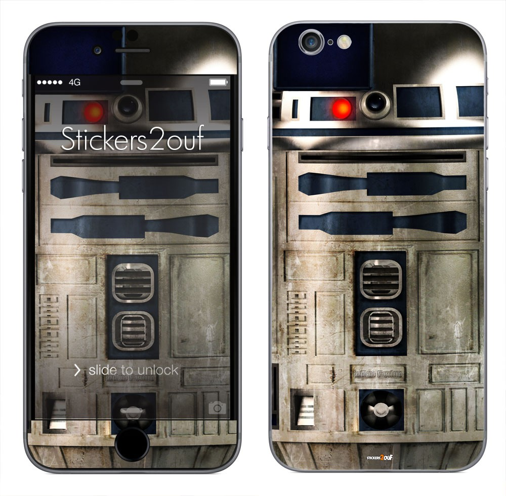 R2D2 iPhone 6 et 6S