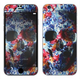 Skull Light iPhone 6