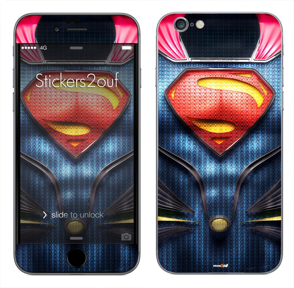 Man of Steel iPhone 6 et 6S