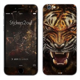 Tiger iPhone 6