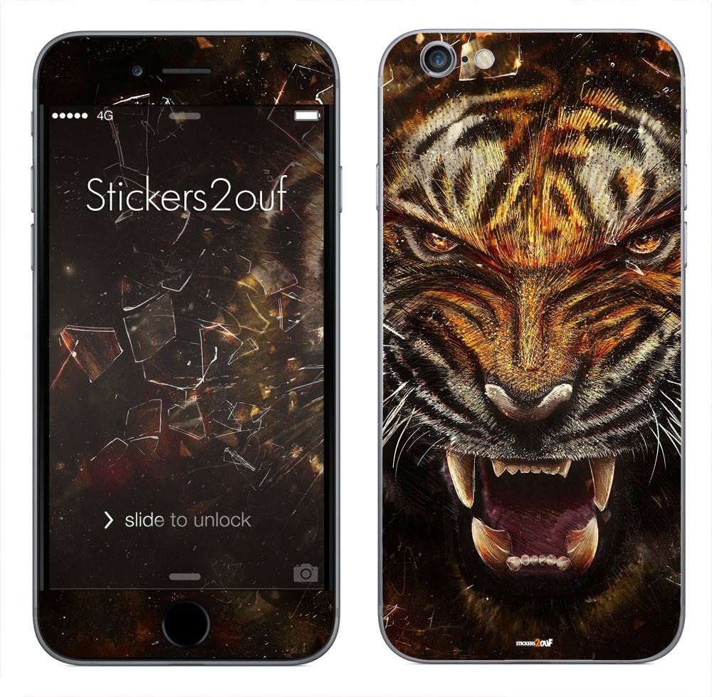 Tiger iPhone 6 et 6S