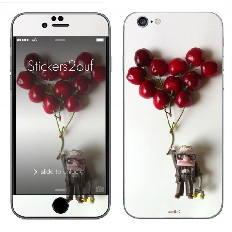 Up Cherry iPhone 6