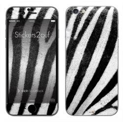 Zebra iPhone 6