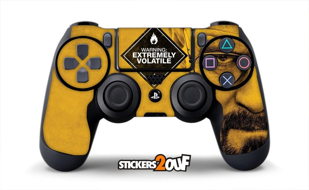 Heisenberg Dualshock 4