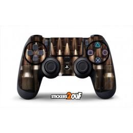 Bullets Dualshock 4