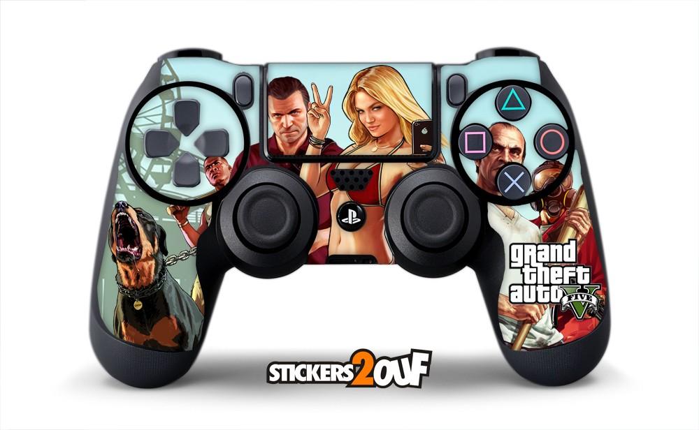GTAV Dualshock 4