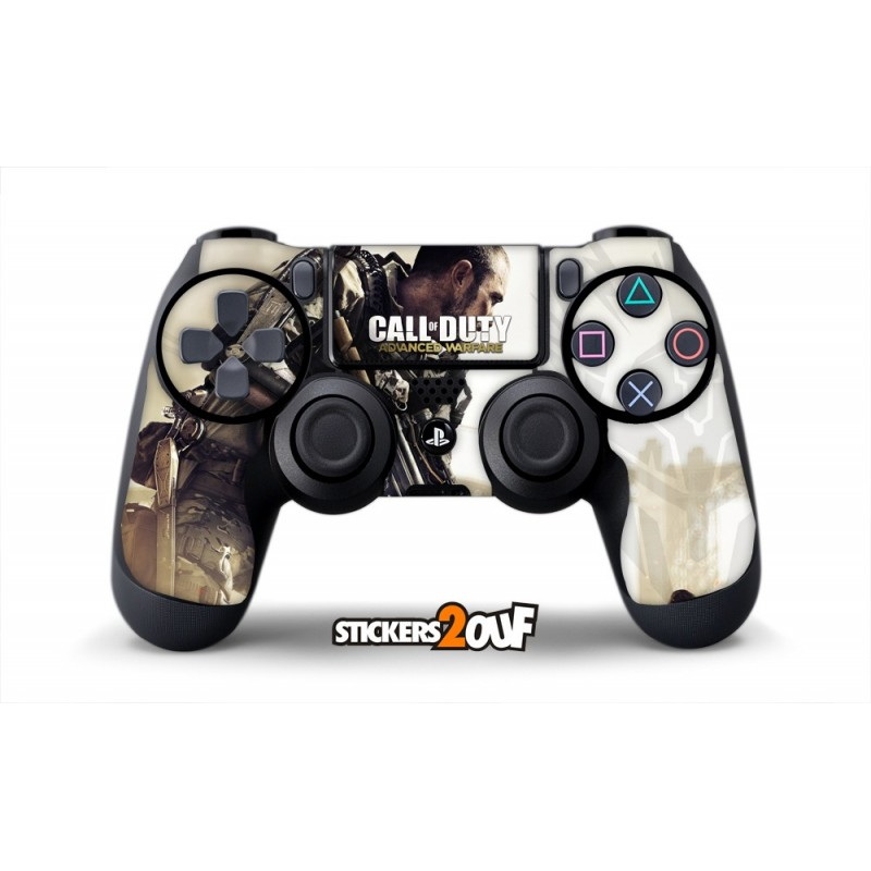 Call Of Duty AW Dualshock 4