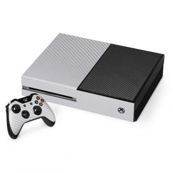 Xbox One Skin Carbone