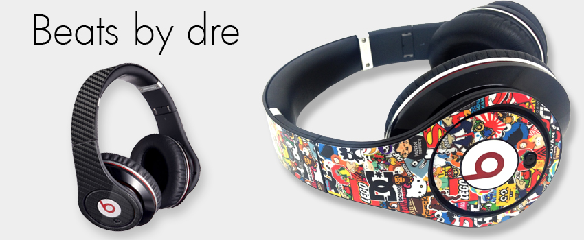 casque audio headset beats skins stickers2ouf. Black Bedroom Furniture Sets. Home Design Ideas