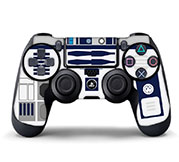 Skins and stickers for game controller and console
