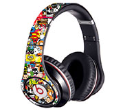 Skins and stickers for headphone...