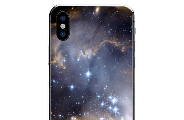 sticker iPhone X